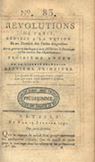 1791 R&evolutions de Paris